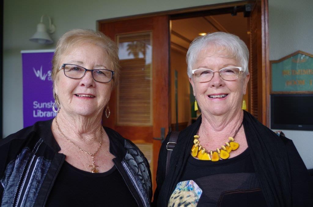 Gail Simpson, Marlene Preston