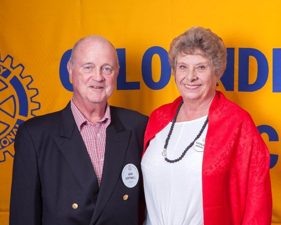 Ian & Kathy Aspinall