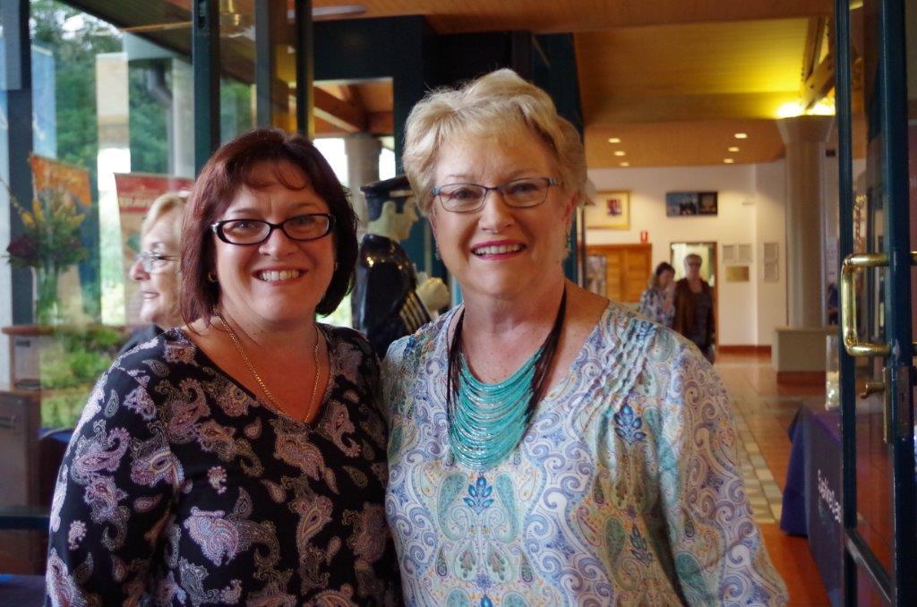 Karyn Garner, Diane Bowen