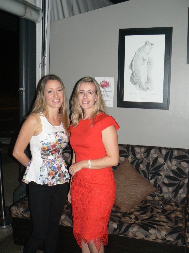 Leanne Meineke, Sarah Wyle