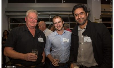 The Caloundra Chamber of Commerce held its Business After Hours networking event