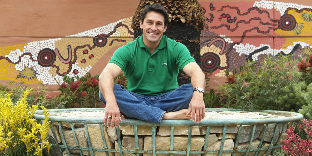 Gardening expert Jamie Durie shares his spring gardening tips