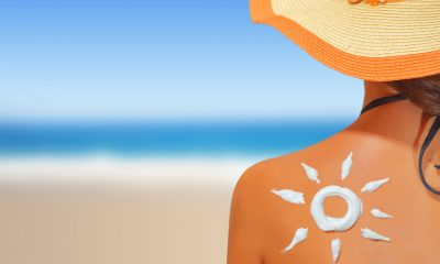 Sun safety is important in the prevention of skin cancer.