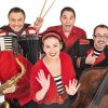 Lah-Lah children's band will perform on the Sunshine Coast