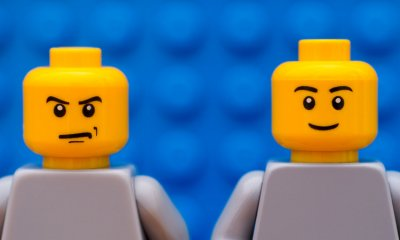 Lego, Last Word, Richard O'Leary, Captain Underpants, children, parenting