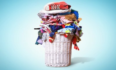 A new study reveals how often people wash their dirty laundry