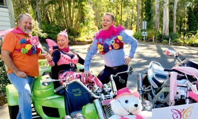 Girl Torque is hosting the 16th annual Bras 'n Bikes event to raise money for Bloomhill Cancer Care.