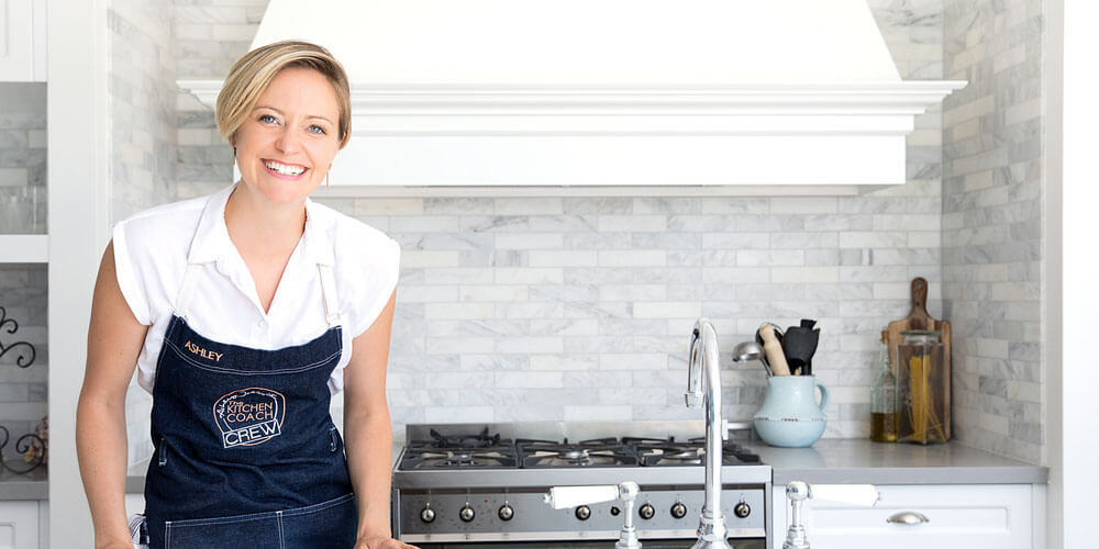 The Sunshine Coast Kitchen Coach teaches people about good nutrition and cooking.
