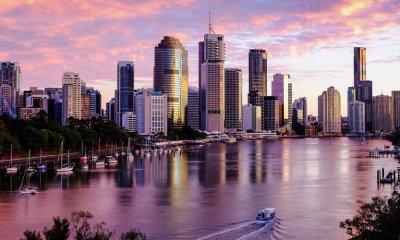 Brisbane city is the perfect weekend getaway.