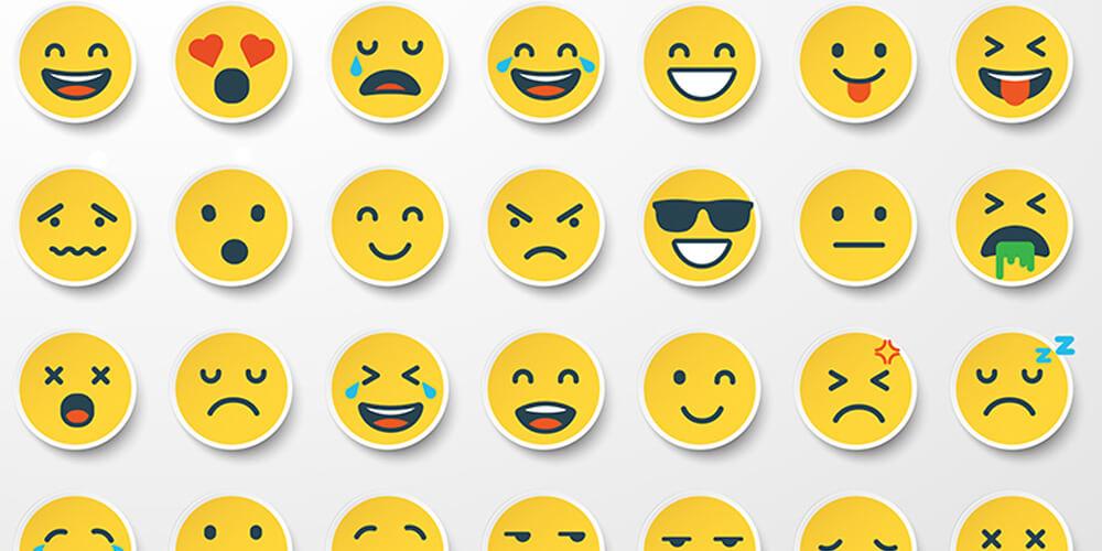 Sami Muirhead has fallen in love with emoji.