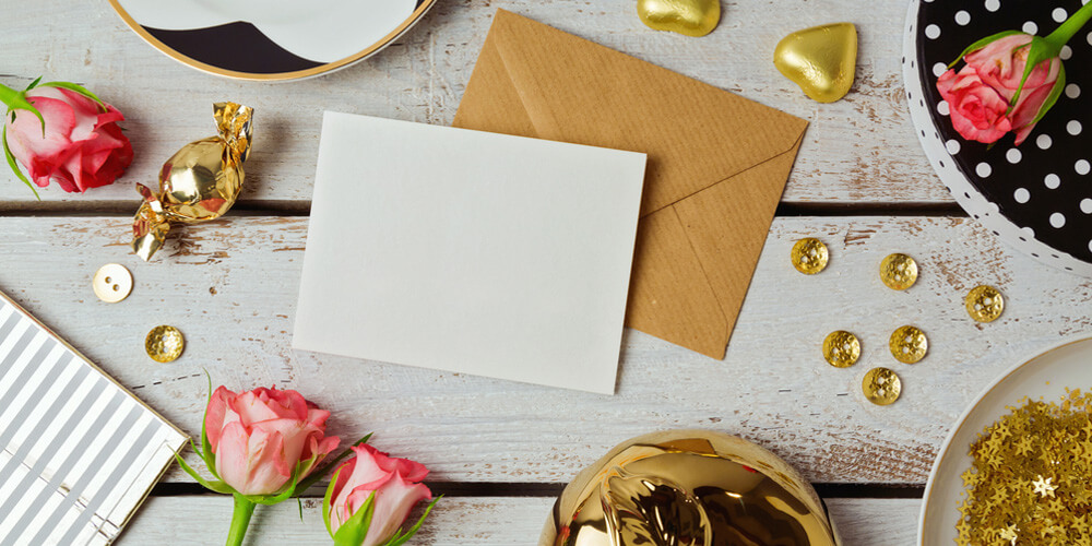 Do you keep greeting cards?