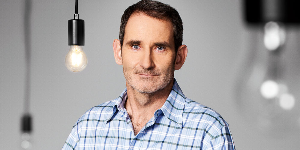 Steve Baxter, the gruff entrepreneur from Channel 10's Shark Tank, doesn't mince words – and that's why we like him. In the lead-up to his Sunshine Coast visit, we chatted to him about fibre optic cables and flying cars.