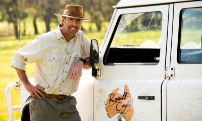 Sixteen years on, the nation's all-Aussie bushman Russell Coight is back. He took time out of his busy schedule to chat about everything from camping and cooking to fashion.