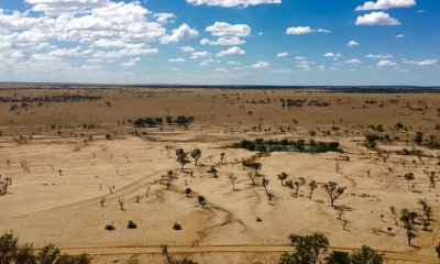 The Federal Government has announced a $190-million drought-relief package for farmers who are battling the biggest dry spell in living memory. But, with 60 per cent of Queensland drought-declared, is it enough?