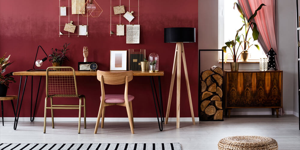 With the release of Pantone's Color Cravings palette, here are the interior design colours predicted for 2019.