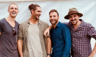 With their debut album to be launched on August 31, local 'earth rockers' Flaskas are riding high.