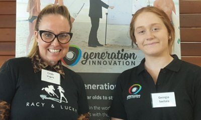 Three budding Sunshine Coast entrepreneurs are seeing their ideas come to life.