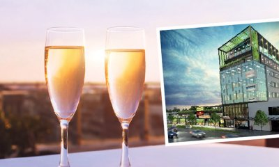 Rooftop dining will add an exciting new element to the Sunshine Coast's social scene.