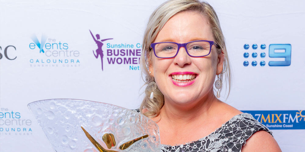 Kendall Morton is on a mission to make the world a better place – the Caloundra mother of four and Home Care Assistance Sunshine Coast director was recently named the region's Outstanding Business Woman of the Year.