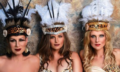The sensuality and style of burlesque comes to Maleny in the Kitty Kats Bringing Booty Back show full of feathers, sequins and seduction.
