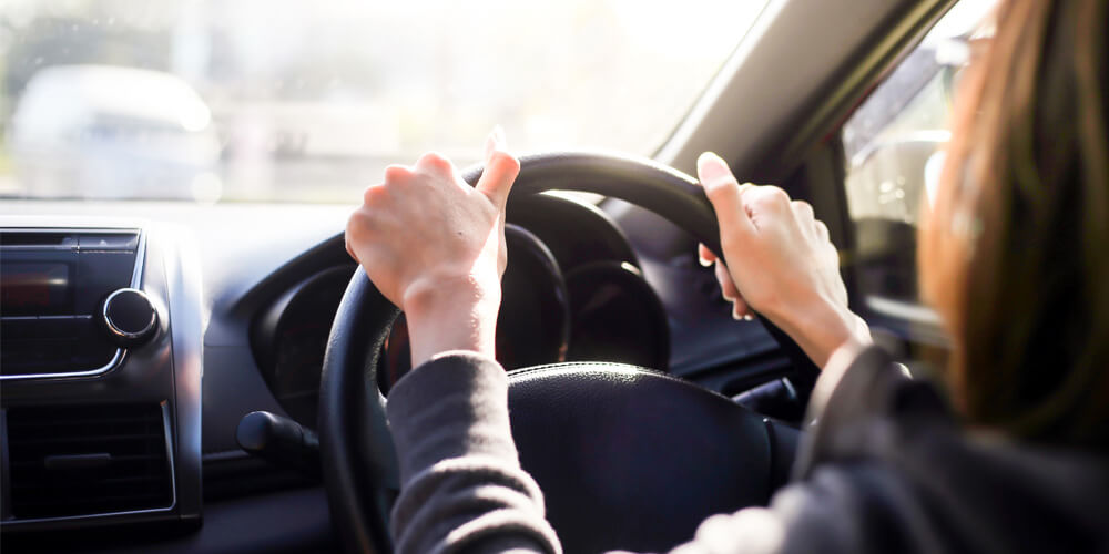 Richard O'Leary says a study has found only one in 20 people concentrate only on the task at hand while driving.