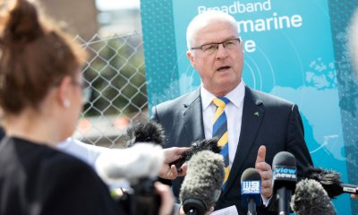 The undersea cable that will link the Sunshine Coast directly with the rest of the world will be sending and receiving by 2020.