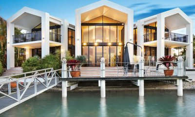 It's not just cashed up southerners who appreciate the value of Sunshine Coast waterfront properties – locals are quick to snap them up too.