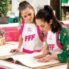 The Giles sisters have emerged as likely contenders to win this season's Family Food Fight.