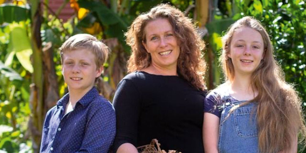 Morag Gamble is on a mission to improve the lives of people in Uganda, and she's taking the next generation with her.