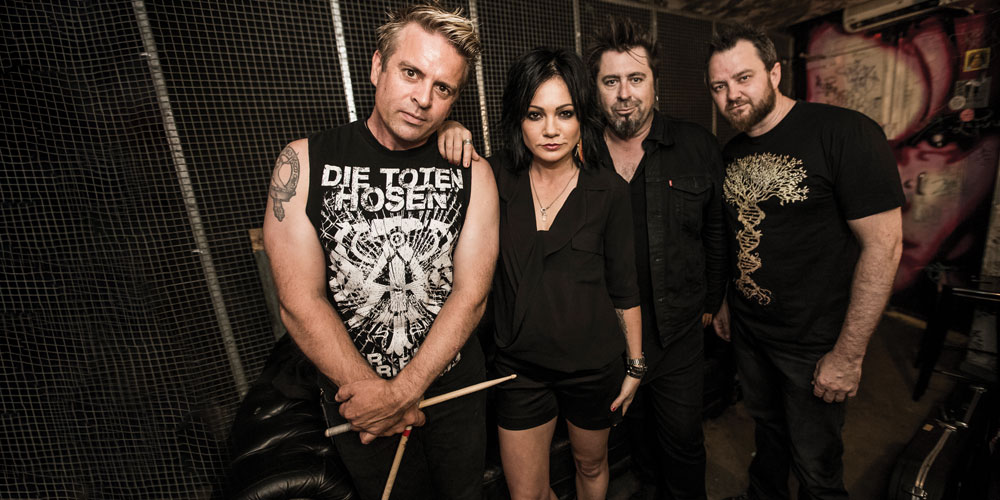 The Superjesus are pumped to be performing on the Sunshine Coast as part of Under the Southern Stars.