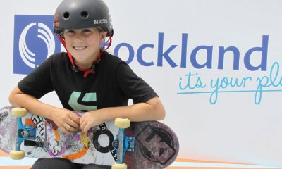 At just 12 years old, Caloundra student and skateboard champion Haylie Powell is already living the dream.