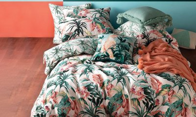 This year's Pantone Colour of the Year, Living Coral, is already taking the interior design world by storm.