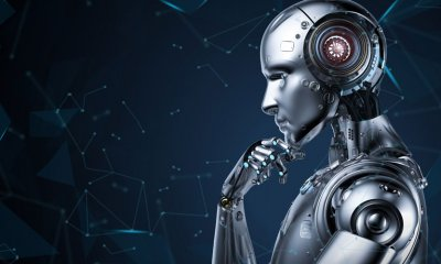 Richard O'Leary questions whether a showdown between humans and robots is inevitable in the future as more jobs become automated.