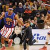 Grab your red, white and blue headband and start whistling Sweet Georgia Brown, because the Harlem Globetrotters are coming to town. My Weekly Preview explores the history of the world's most loved sporting team and speaks to two of its players.