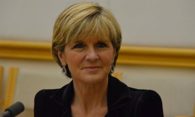 Sami Muirhead will miss Julie Bishop's power suits and pearls when she bows out of politics – but she suspects there's more to her than meets the eye.