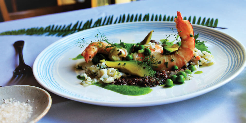We love our local produce on the Sunshine Coast, and so do these five restaurants and cafes.