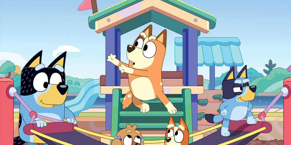 If you have young children, you'll no doubt be familiar with Bluey, the adorable kids' cartoon that has become the most watched show on ABC iView and has captured worldwide attention. We meet its executive producer, Daley Pearson, who hails from the Sunshine Coast.