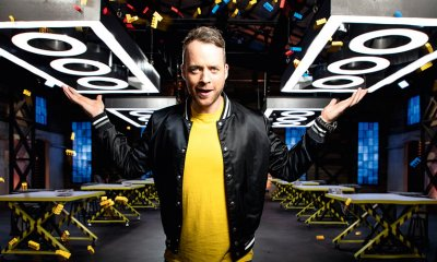 Hamish Blake has built a dream career on having fun and his new show Lego Masters continues the tradition.