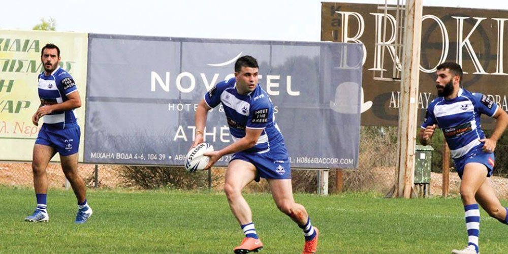 Well-travelled rugby league player Jordan Meads is now happy to call the Sunshine Coast home.