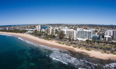 How will the submarine cable benefit the Sunshine Coast and the property market?