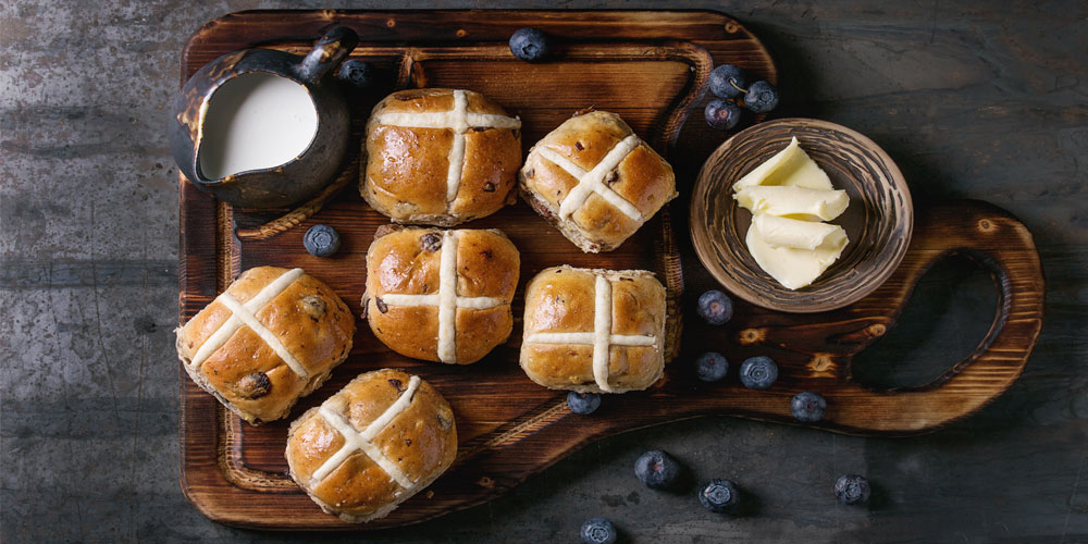 Sami Muirhead is outraged at the adulteration of hot cross buns, a trend that is spreading across more than one food group.