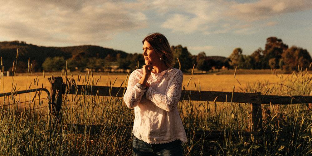 Australian country music star Sarah Storer has released a new album.