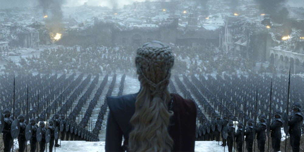 Sami Muirhead is sad about Game of Thrones finally coming to an end and has put out a call for another show to replace it. Is that even possible?