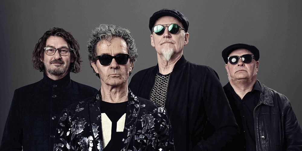The Choirboys are heading this way and they are having more fun than ever before.