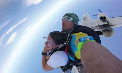 Charity Build is calling for skydivers to jump for a cause.