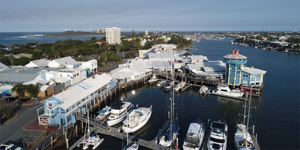 The Wharf Mooloolaba is turning 30, and you're invited to the party.