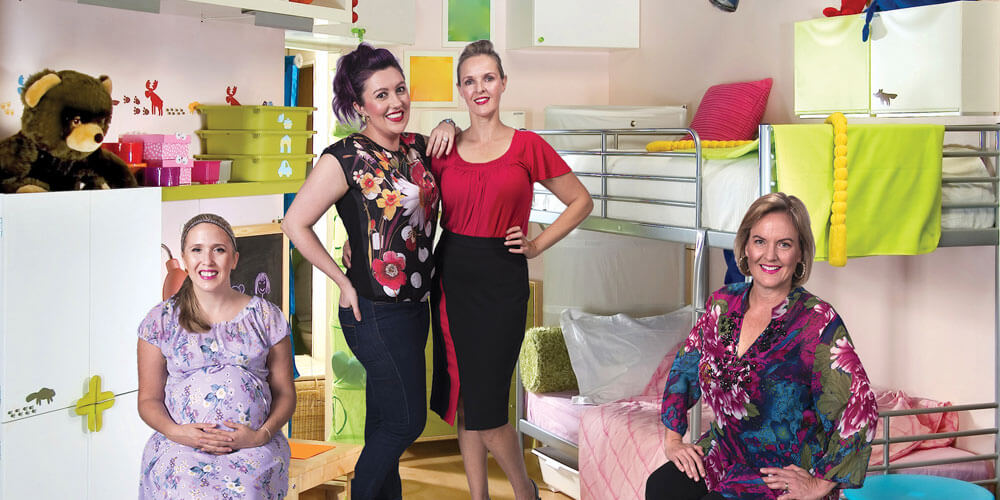 A debut production explores the diversity of motherhood.