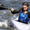 Jenaya Massie is carrying the family name into kayaking, a sport that she is quickly dominating.