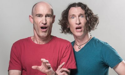 The famous duo are back in Australia and ready to perform at NOOSA alive!